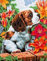 "Картина по номерам ""Чудесный аромат"" (300х400 мм; арт. PC3040001)"