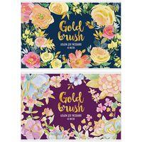 """Альбом для рисования """"Gold brush"""" (А4; 40 листов; в ассортименте)"""