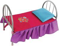 """Кроватка для кукол """"Цветочек"""""""