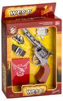 """Игровой набор """"Дикий запад. Один револьвер"""" (арт. DV-T-1665)"""