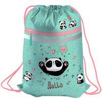 "Рюкзак-мешок ""Hello, Panda"""