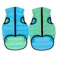 "Куртка ""Lumi"" (35 см; салатово-голубая)"