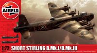 "Бомбардировщик ""Short Stirling B.Mk.I/B.Mk.III"" (масштаб: 1/72)"