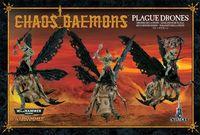 "Набор миниатюр ""Warhammer. Chaos Daemons Plague Drones of Nurgle"" (97-21)"