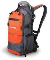 "Рюкзак WENGER ""NARROW HIKING PACK"" (19 литров, серый/оранжевый)"