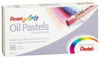 "Пастель масляная ""Arts Oil Pastels"" (16 цветов)"