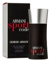 "Туалетная вода для мужчин Giorgio Armani ""Code Sport"" (50 мл)"