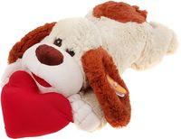 """Мягкая игрушка """"Пес с сердцем"""" (53 см)"""