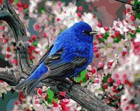 "Картина по номерам ""Яркие краски весны"" (400х500 мм)"