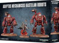 Warhammer 40.000. Adeptus Mechanicus. Kastelan Robots (59-16)