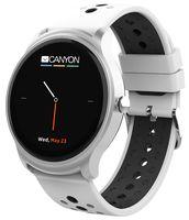 Умные часы Canyon CNS-SW81SW (бело-черные)