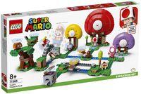 """LEGO Super Mario """"Погоня за сокровищами Тоада"""" (дополнение)"""