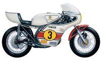 """Мотоцикл """"YAMAHA YZR 500 1974"""" (масштаб: 1/9)"""