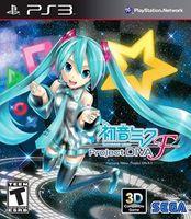 Hatsune Miku: Project Diva F 2nd (PS3)