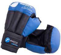 Перчатки для рукопашного боя (8 унций; синие)