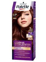 """Крем-краска для волос """"Интенсивный цвет"""" тон: RN5, марсала"""