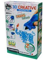 """3D ручка детская """"Rich Fish Toys"""" (арт. 8802-1A)"""