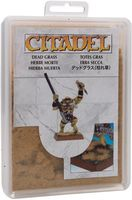 Bases and Basing: Citadel Dead Grass (66-78)