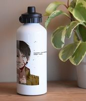 "Бутылка для воды ""Атака титанов. Эрен"" (600 мл)"