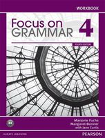 Focus on Grammar 4. B2. Workbook