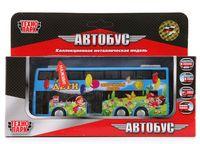 """Модель машины """"Экскурсионный автобус. Дети"""""""