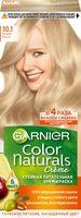"""Крем-краска для волос """"Color Naturals"""" (тон: 10.1, белый песок)"""