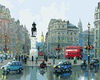 """Картина по номерам """"Лондон после дождя"""" (400х500 мм; арт. PC4050130)"""
