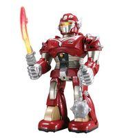 """Робот """"Красный воин"""" (со световыми эффектами)"""