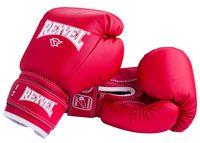 Перчатки боксёрские RV-101 (6 унций; красные)