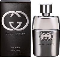 "Туалетная вода для мужчин Gucci ""Guilty"" (50 мл)"