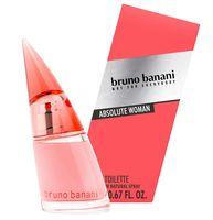 "Туалетная вода для женщин Bruno Banani ""Absolute"" (20 мл)"