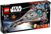 "LEGO Star Wars ""Стрела"""