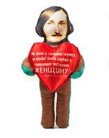 """Игрушка """"Гоголь с сердечком"""""""