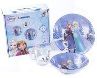 """Набор для завтрака """"Frozen"""" (3 предмета; арт. N5277)"""