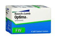 """Контактные линзы """"Optima FW"""" (1 линза; -4,5 дптр; 8,7 мм)"""