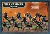 """Набор миниатюр """"Warhammer 40.000. Necrons Warriors"""" (новая версия) (49-06)"""