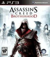 Assassin`s Creed: Братство крови. Da Vinci Edition (PS3)