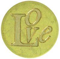 """Сменная насадка для восковой печати """"Любовь"""" (25 мм, арт. MSH728LOVE)"""