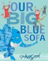Our Big Blue Sofa