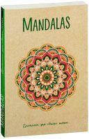 Mandalas. Блокнот для сбычи мечт (зелёный)
