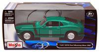 """Модель машины """"Ford Mustang Boss"""" (масштаб: 1/24)"""