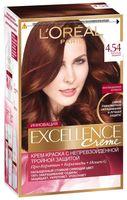 """Крем-краска для волос """"Color Excellence Creme"""" (тон: 4.54, богатый медный)"""