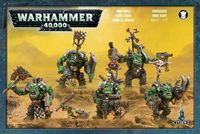Warhammer 40.000. Orks. Nobz (50-12)