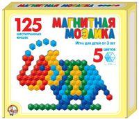 Мозаика магнитная (125 элементов; арт. 00962)