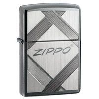 Зажигалка Zippo 20 969. Unparalleled Tradition. Black Ice