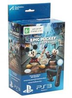 Epic Mickey. ��� ������� + ������ PS Eye + ���������� �������� PS Move (PS3)