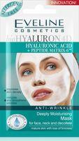 Глубоко увлажняющая маска против морщин для кожи лица, шеи и декольте Bio HYALURON 4D (7 мл)