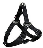 """Шлея """"Premium Harness"""" (размер M; 50-65 см; черный)"""