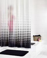 Занавес-шторка для ванной (180х200 см; арт. 31840)