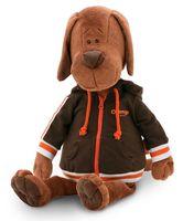 """Мягкая игрушка """"Пёс Барбоська в толстовке"""" (30 см)"""